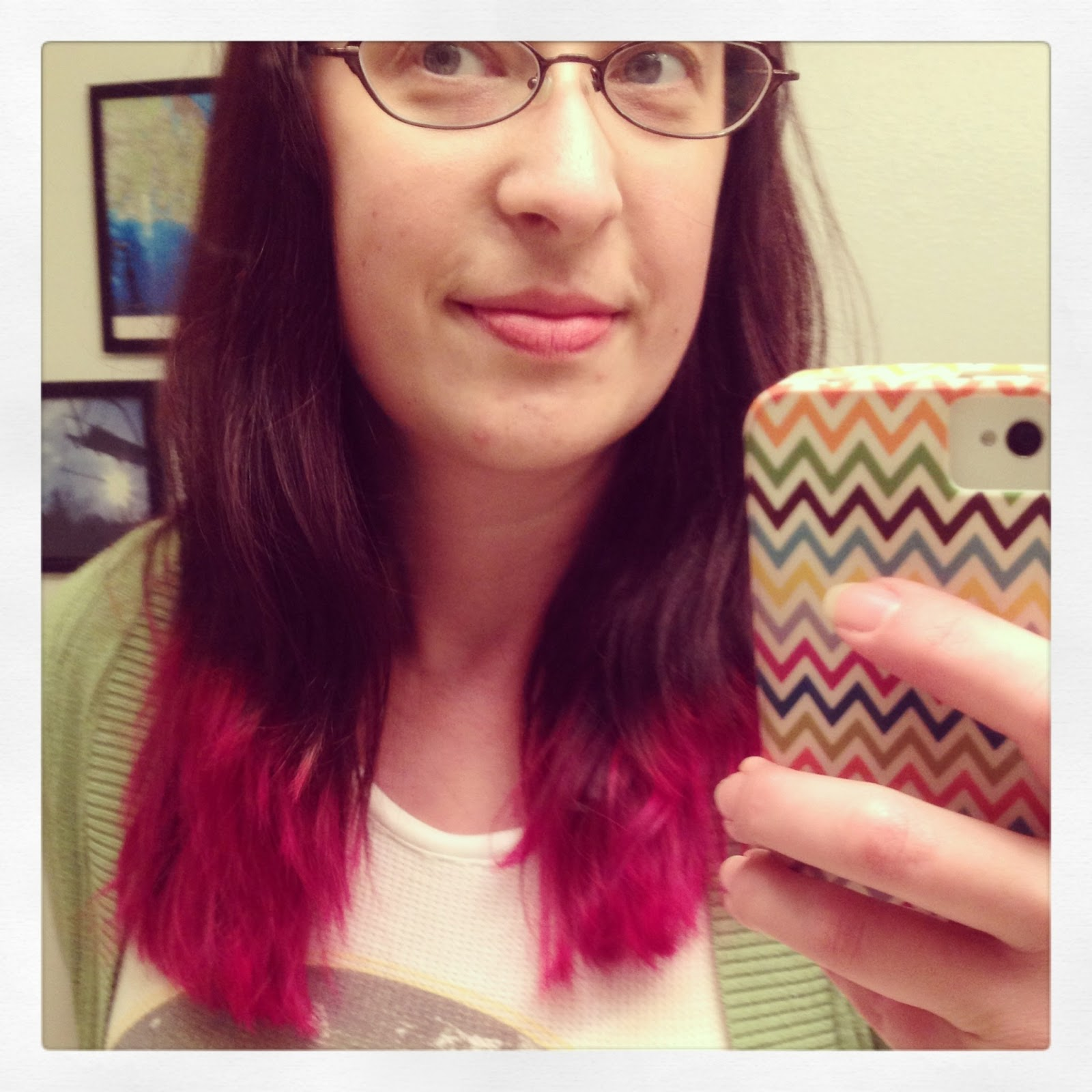 Life List Item Complete I Dyed My Hair Pink This Fairy Tale Life