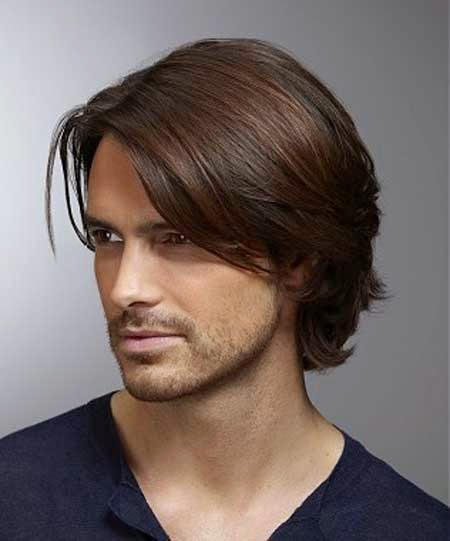 Model Rambut Sebahu untuk Pria Saat ini