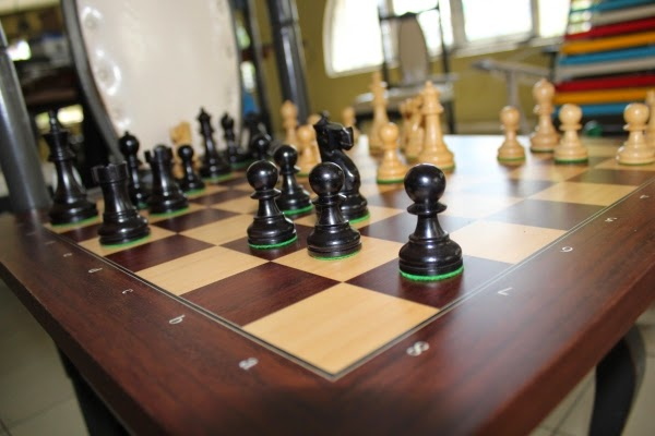 DGT chess board is here!