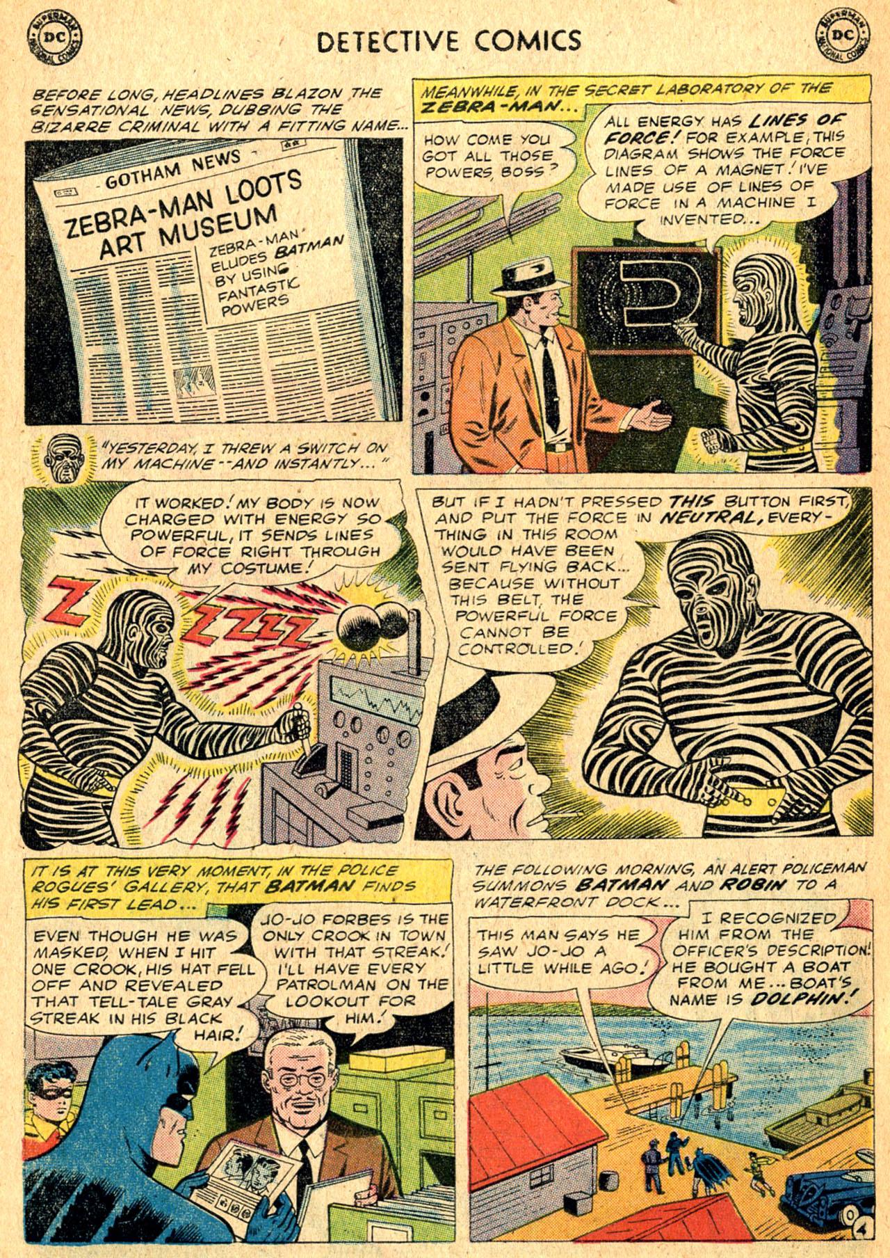 Read online Detective Comics (1937) comic -  Issue #275 - 6