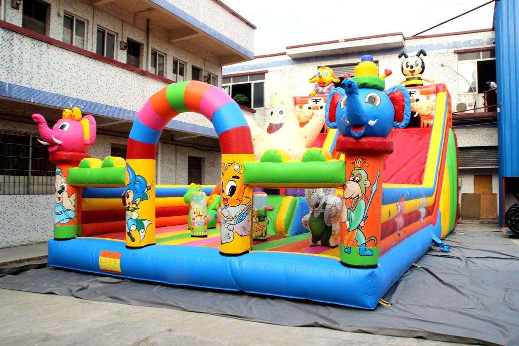 rumah balon | istana balon | balon loncat 27