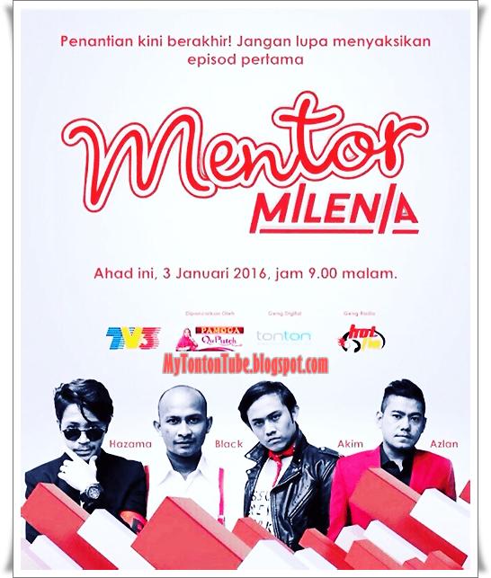 Mentor Milenia (2016) TV3 - Full Konsert