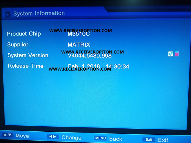 ALL ALI3510C TYPE POWERVU KEY SOFTWARE NEW UPDATE