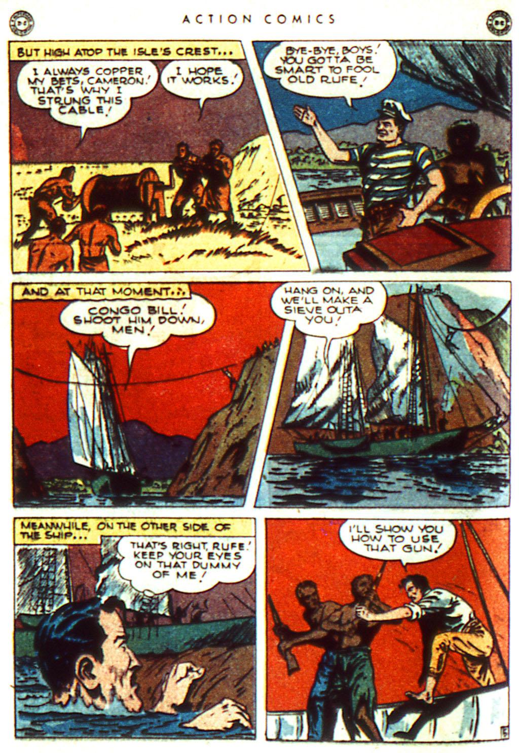 Action Comics (1938) 98 Page 33