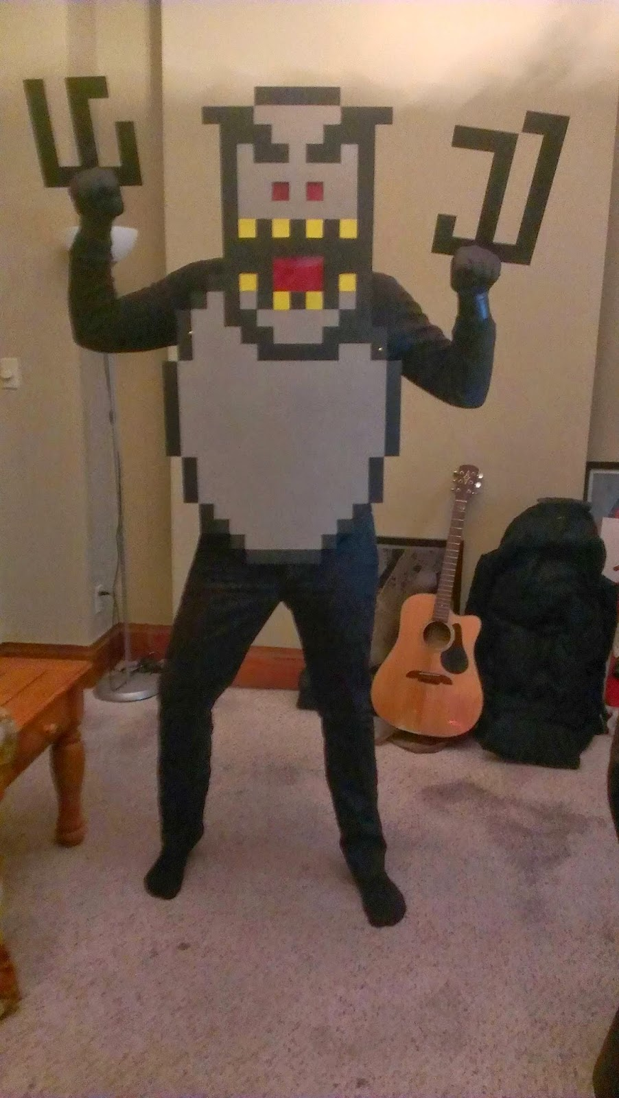 Crazy DIY Costume
