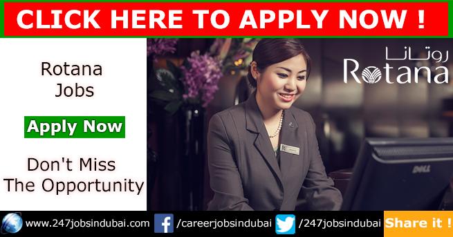 Latest Jobs in UAE at Rotana Jobs and Careers