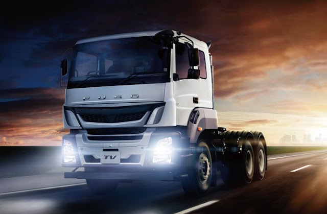 Fuso TV-R Made in India