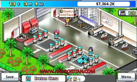 Grand Prix Story 2 Mod Apk for Android