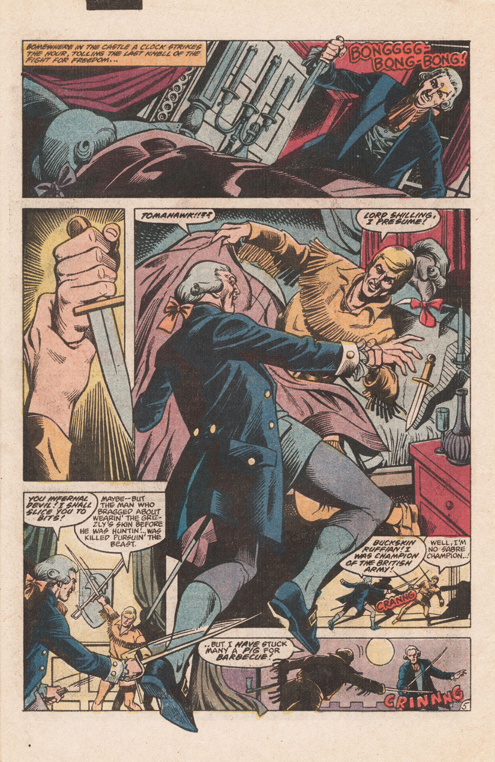 Comic Unknown Soldier (1977) issue 60