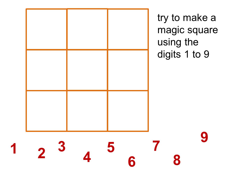 median Don Steward Magic Squares: May 2011