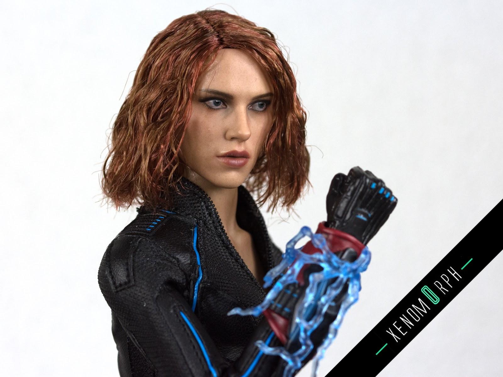 Black Widow Avengers Video
