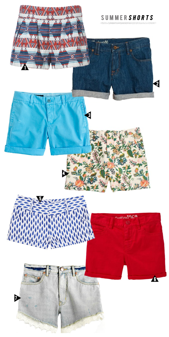 The 7 Best Summer Shorts with Bubby & Bean