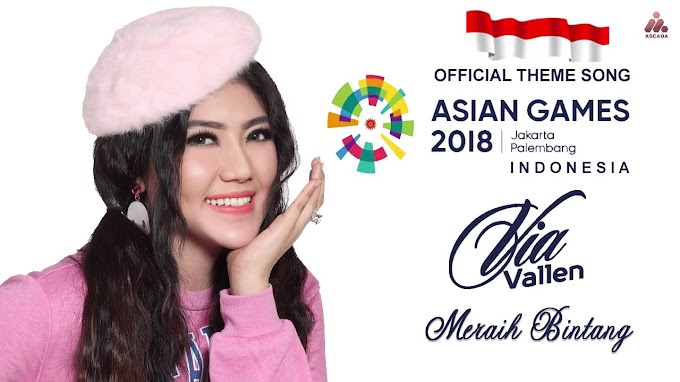Meraih Bintang (Asian Games 2018 Theme Song)