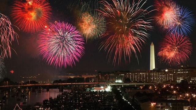Ano Novo em Washington