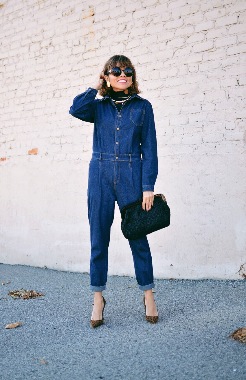 Boiler Suit Street Style