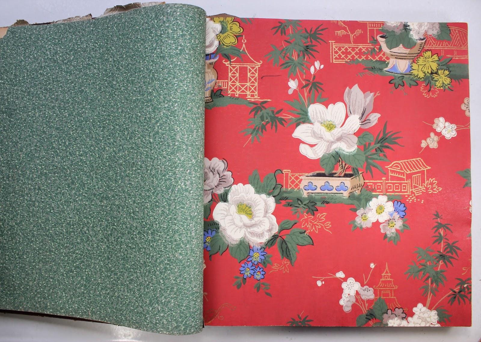 wallpaper sample book - photo #9