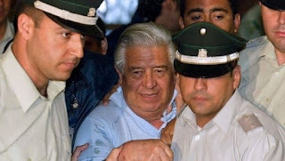 CHILE SENTENCED FOUR FORMER PINOCHET-ERA AGENTS