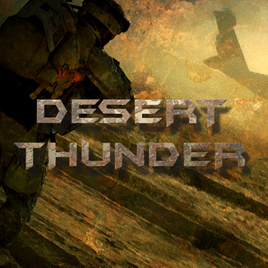 Desert Thunder Strike Force PC Full 1 link [Mega]