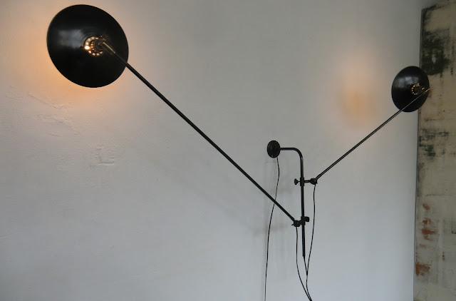 wo and w collection applique murale design industriel. Black Bedroom Furniture Sets. Home Design Ideas