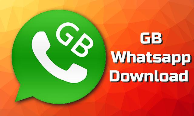 GB Whatsapp plus mod fitur canggi