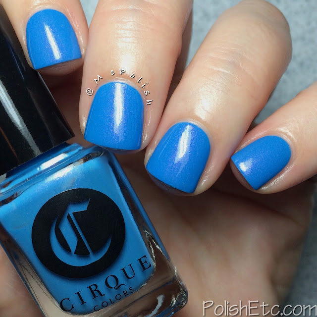 Cirque Colors - The Warby Parker Collection - McPolish - Big Sur