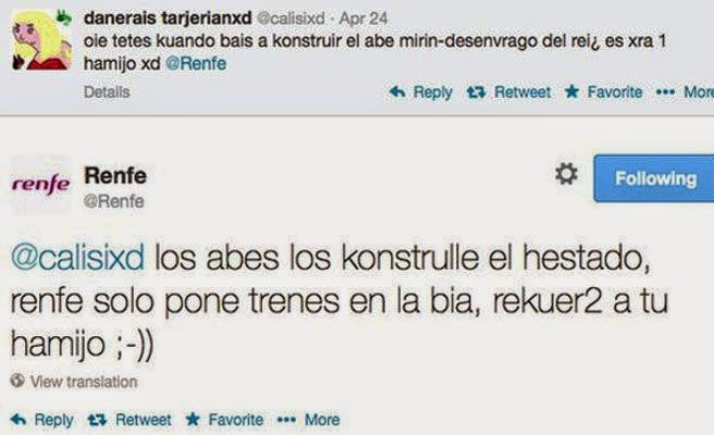 Community Manager renfe