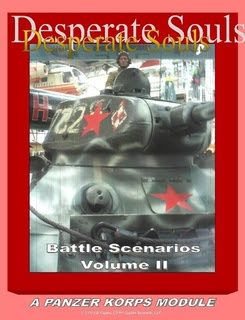 Panzer Korps Scenario Book Two