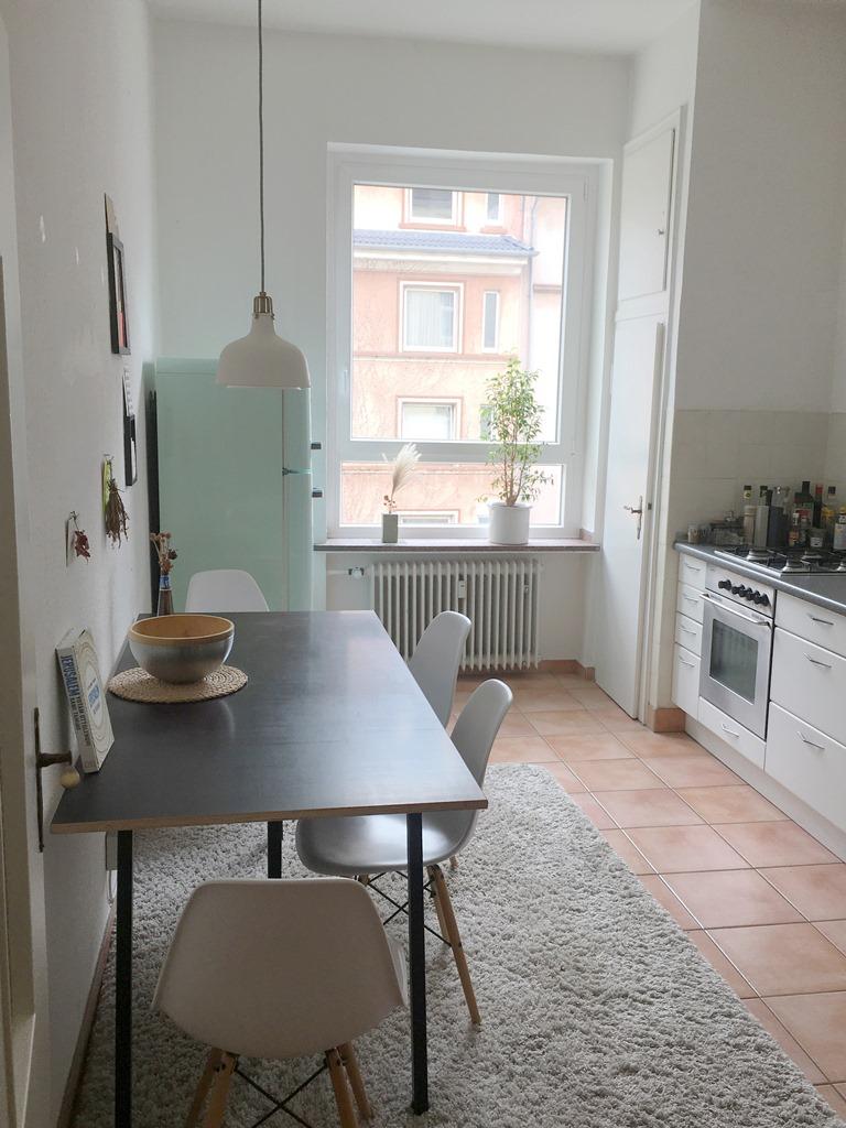 Airbnb Wohnung Dortmund, Wochenendtrip Ruhrgebiet, Cafés und Bars in Dortmund, Kreuzviertel, Stadiontour BVB Signal Iduna Park, Frühstücken in Dortmund