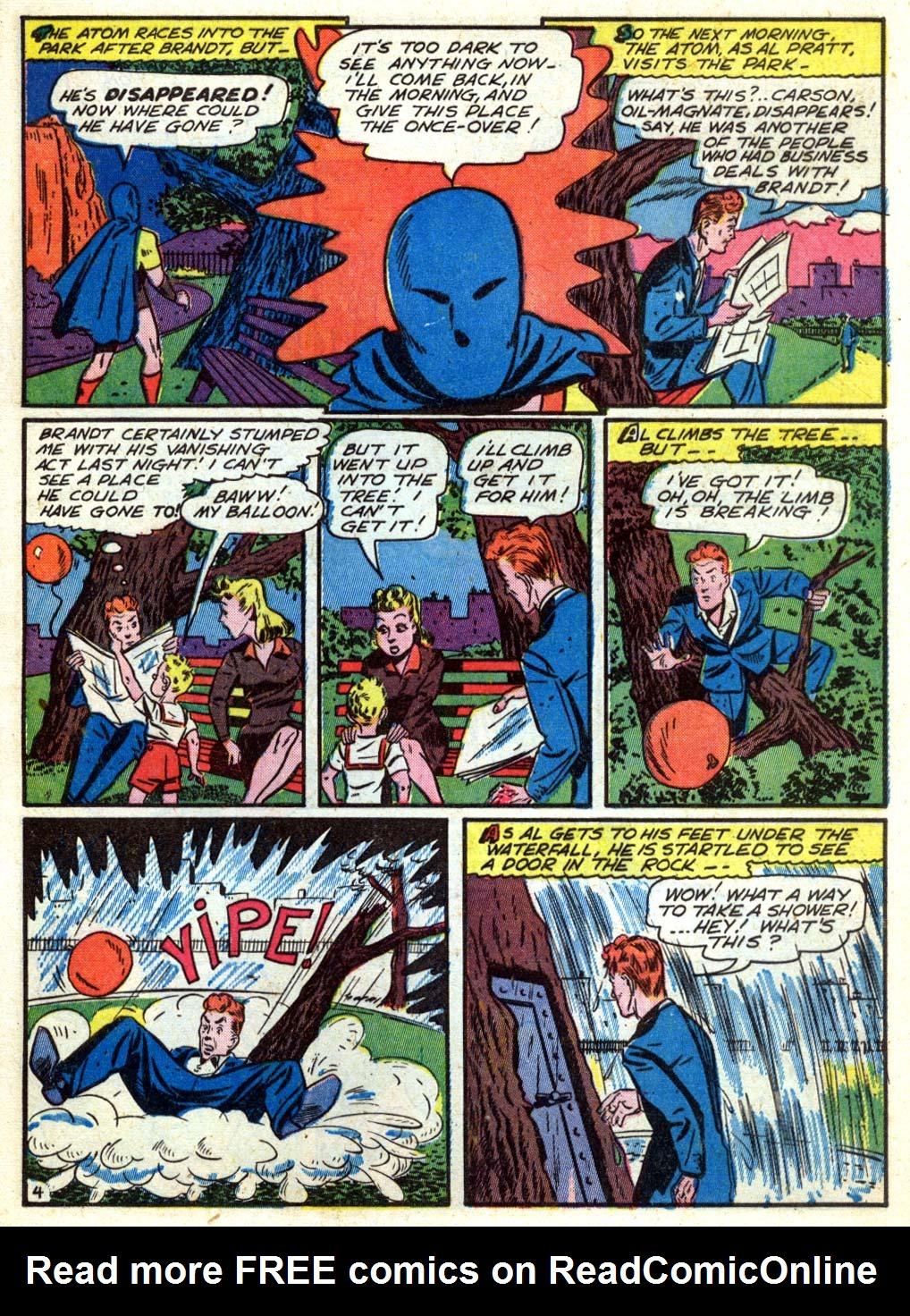 Read online All-American Comics (1939) comic -  Issue #40 - 62