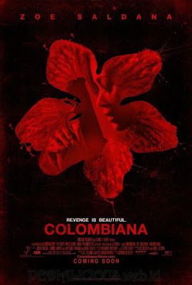 Sinopsis film Colombiana (2011)