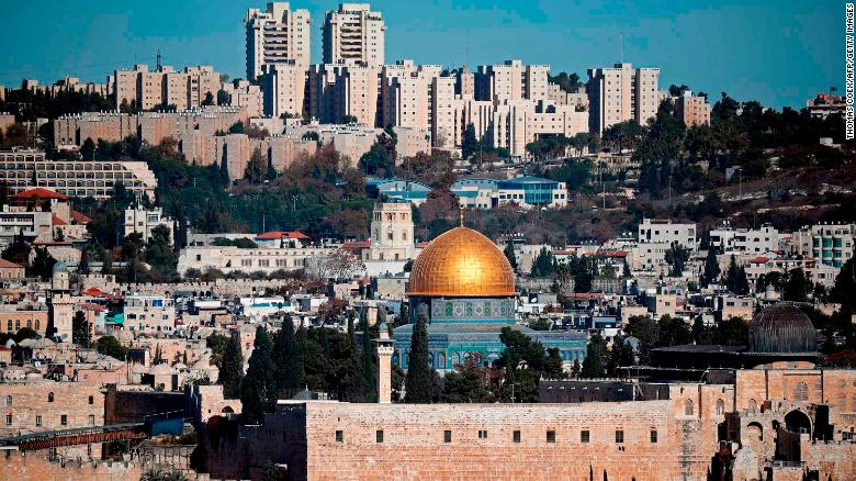 LATEST NEWS: Jerusalem finally recognized as Israel's capital