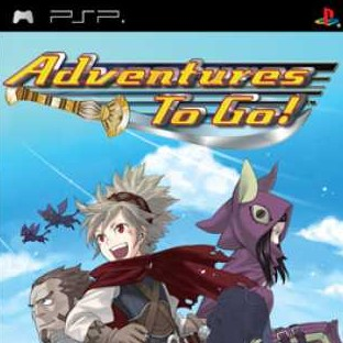 Adventure To Go PSP iso terbaru
