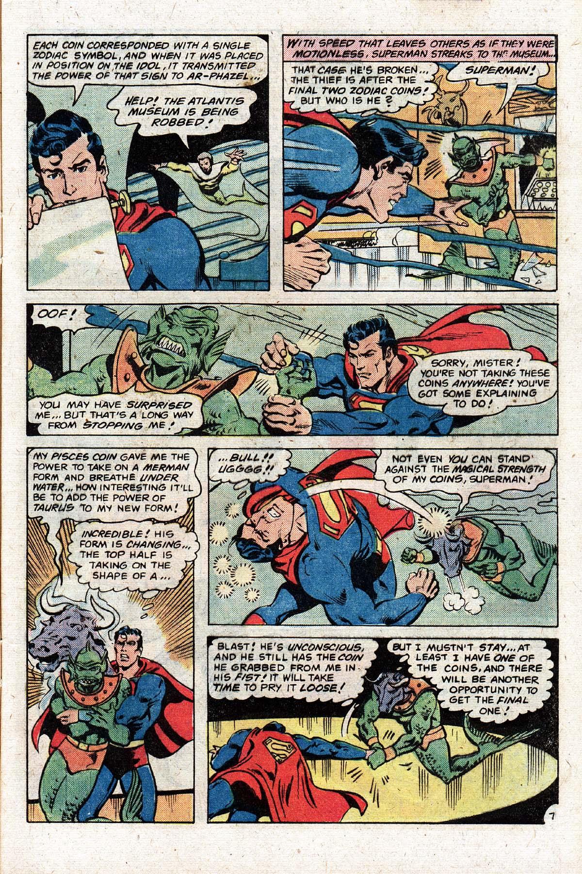 Read online World's Finest Comics comic -  Issue #268 - 9