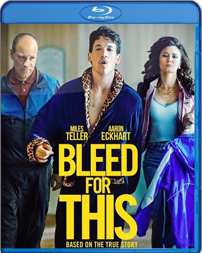 Bleed for This [2016] [BD25 [Latino]