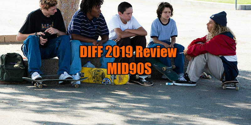 mid90s film review