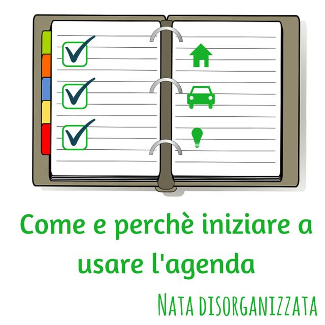 pianificare, agenda