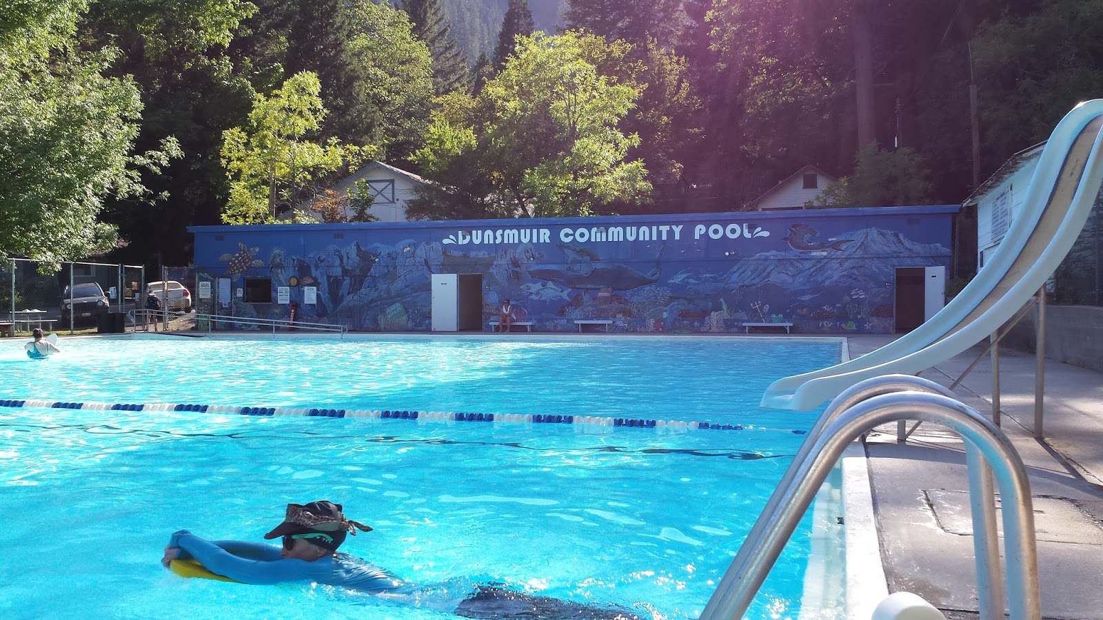Dunsmuir Community Pool!