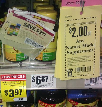 image regarding Heb Printable Coupons called katy couponers: Coupon Fairies Strike HEB - Sugar Land - and