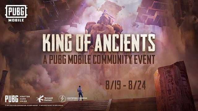 PUBG Mobile: King of Ancients etkinliğinden ücretsiz UC nasıl kazanılır?