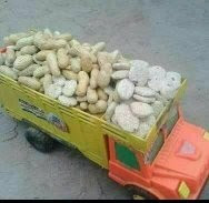 Happy lohri Truck bhar ke