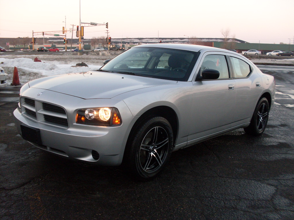 Dogde Charger Silver on 2010 Dodge Durango