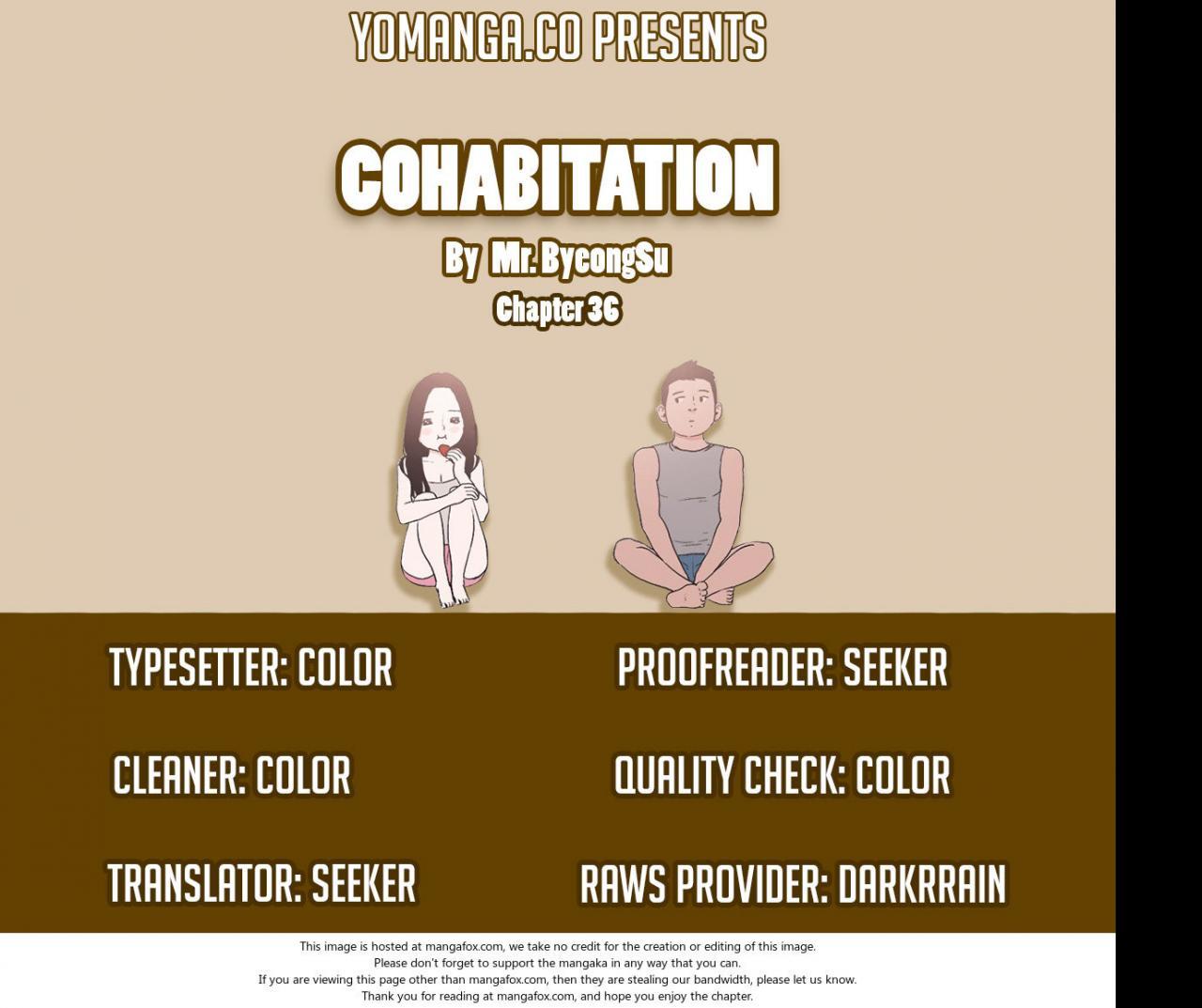 Cohabitation - Chapter 37