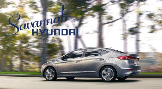 Savannah Hyundai Elantra