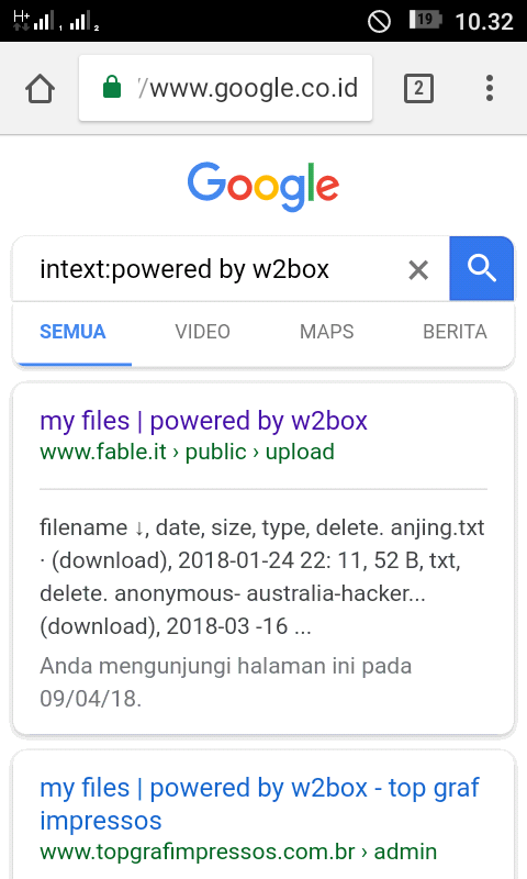 cara deface poc w2box Vulnerbility File Upload+Live Target