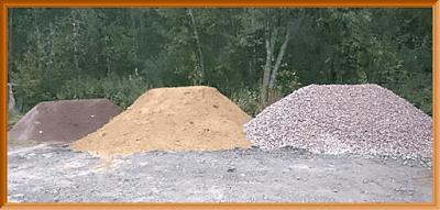 Продажа песка и щебня в Ногинском районе