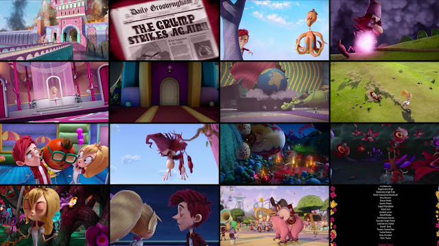 Here comes the Grump [AKA. A Wizard's Tale] (2018) 720p Web-DL | Full Movie 3