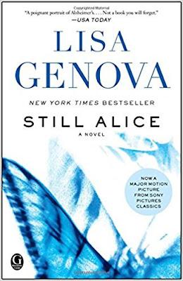 Still Alice by Lisa Genova (Book cover)