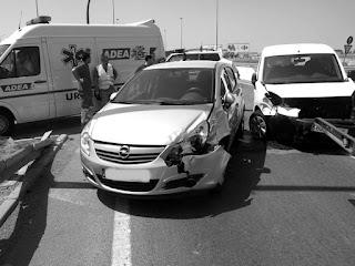 Reclamar por accidente de tráfico