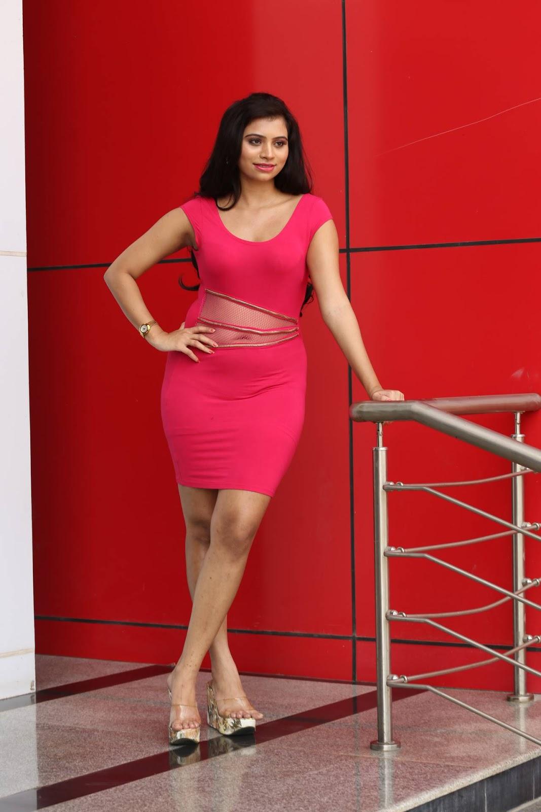 Priyanka Reddy Sexy Figure HOt Boobs Sexy Legs Ass shape ...