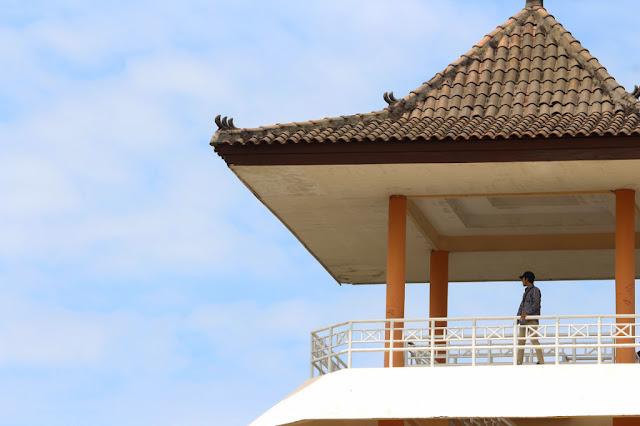 wisata replika kapal cheng ho palembang